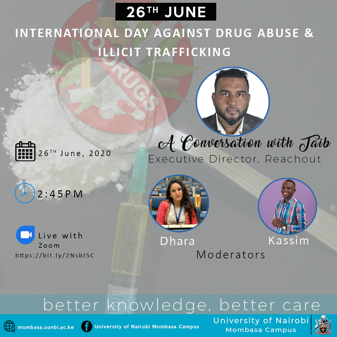 International Day Against Drug Abuse and Trafficking